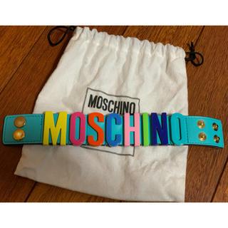 モスキーノ(MOSCHINO)のmoschino ブレスレット バングル(ブレスレット/バングル)