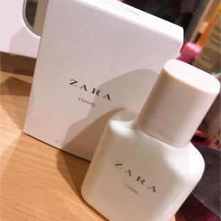 ザラ(ZARA)のZARA 香水 フェム オードトワレ(香水(女性用))