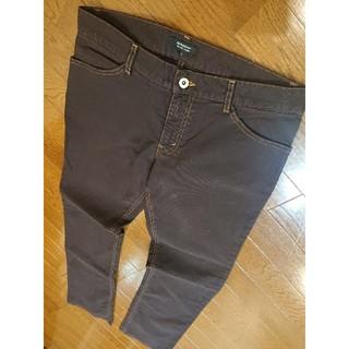 バーバリーブラックレーベル(BURBERRY BLACK LABEL)のBURBERRYBLACKlabel☆ブラウン色パンツ(デニム/ジーンズ)