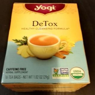 カルディ(KALDI)の【チェック様専用】Yogi デトックス(茶)