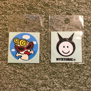 ヒステリックミニ(HYSTERIC MINI)のヒステリックミニ ステッカー 2枚(その他)