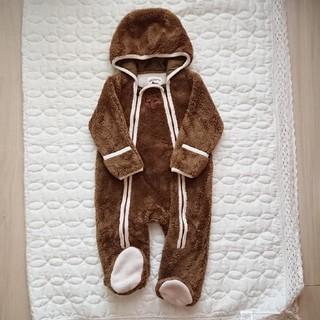 キャラメルベビー&チャイルド(Caramel baby&child )のふわもこカバーオール ベビーカーの防寒にも(カバーオール)