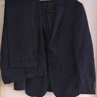 オリヒカ(ORIHICA)のORIHICA 細身 セットアップ黒スーツ 94Y6 オリヒカ(セットアップ)