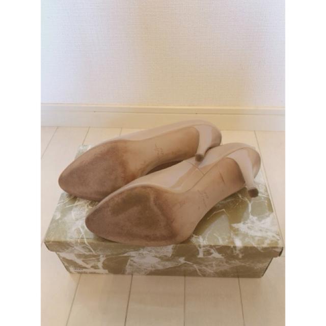 VII XII XXX(セヴントゥエルヴサーティ)の*あゆみ様専売*セブントゥエルブサーティー エナメルパンプス レディースの靴/シューズ(ハイヒール/パンプス)の商品写真