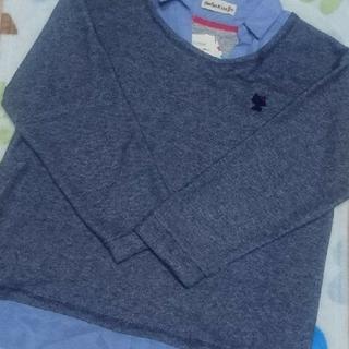 サンリオ(サンリオ)の  新品 ☆ キティ トップス 4L(Tシャツ(長袖/七分))