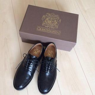 ドゥーズィエムクラス(DEUXIEME CLASSE)のドゥーズィエム ウィングチップシューズ(ローファー/革靴)