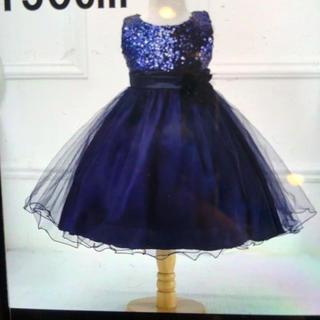 シフォンスカートドレス(ワンピース)