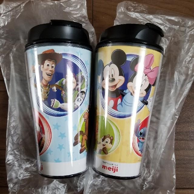 Disney(ディズニー)のディズニー タンブラー2個セット インテリア/住まい/日用品のキッチン/食器(タンブラー)の商品写真