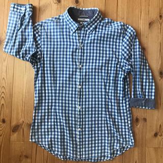 シップス(SHIPS)のSHIPS チェックシャツ 七分袖(シャツ)
