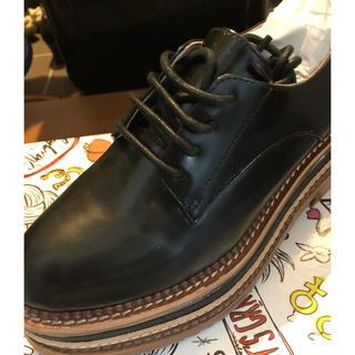 ジェフリーキャンベル(JEFFREY CAMPBELL)のジェフリーキャンベル 23cm(ローファー/革靴)
