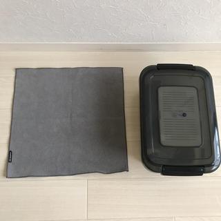 イージーラッパーM&ドライボックス5.5L(防湿庫)
