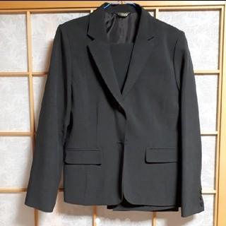値下げ グレー スーツ ジャケット(13AR) (スーツ)
