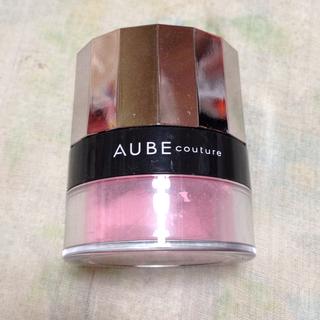 オーブクチュール(AUBE couture)のポンポンチーク(その他)