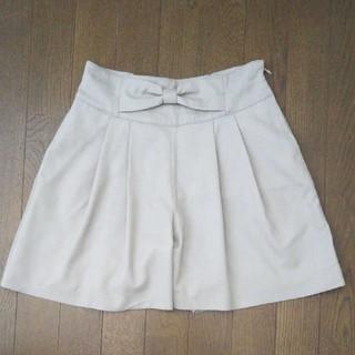 レストローズ(L'EST ROSE)のレストローズ*かわいいキュロットスカート(キュロット)