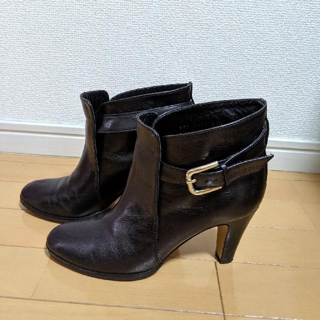 Odette e Odile(オデットエオディール)のユナイテッドアローズ ショートブーツ レディースの靴/シューズ(ブーティ)の商品写真