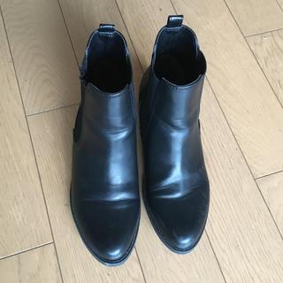 ジーナシス(JEANASIS)のジーナシス☆サイドゴアブーツ(ブーツ)
