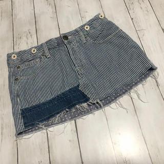 リーバイス(Levi's)のリーバイス スカート(ミニスカート)