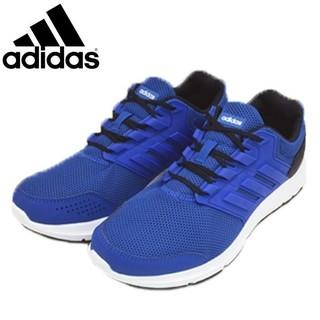 アディダス(adidas)のadidas 24.5cm アディダス ランニングシューズ 新品ブルースニーカー(スニーカー)