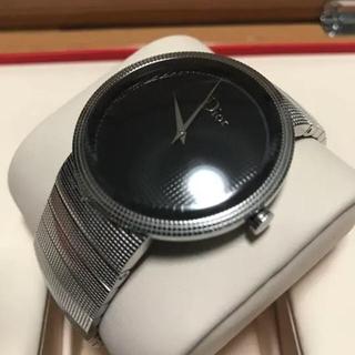 クリスチャンディオール(Christian Dior)の美品 希少 Dior ディオール CD043110 メンズ 時計(腕時計(アナログ))