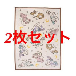 ダッフィー(ダッフィー)のダッフィー毛布 スウィートドリームス 新品(毛布)