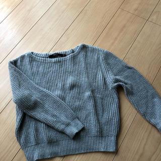 アズールバイマウジー(AZUL by moussy)の女の子 セーター(ニット)