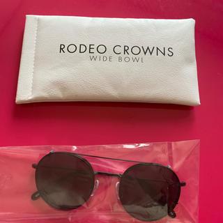 ロデオクラウンズ(RODEO CROWNS)のRODEO CRWONS☆2WAYグラス(サングラス/メガネ)