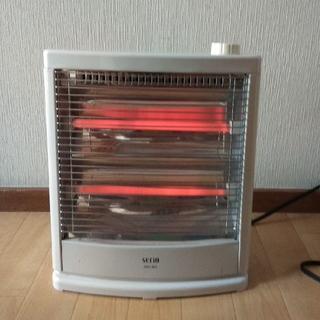 ヤマゼン(山善)の電気ストーブ 山善 SEriO SDS- 802(ストーブ)