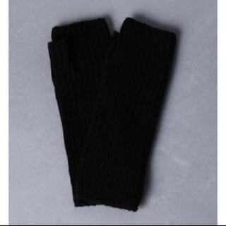 ユナイテッドアローズ(UNITED ARROWS)の再入荷‼️アローズ購入 ジョンストンズ  カシミヤグローブ(手袋)