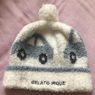 ジェラートピケ(gelato pique)のジェラピケ帽子(帽子)