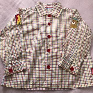 ミキハウス(mikihouse)のミキハウスシャツ(Tシャツ/カットソー)
