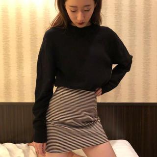 papermoon  plaid mini sk(ミニスカート)