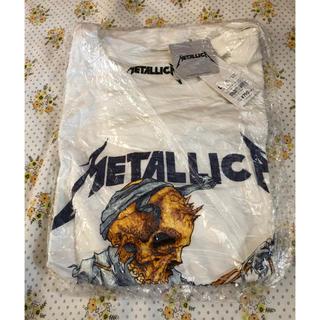 ワンオクロック(ONE OK ROCK)のMETALLICA/Tシャツ☆新品(Tシャツ/カットソー(半袖/袖なし))