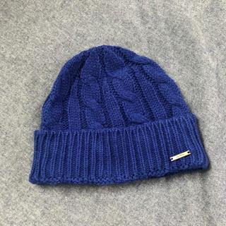 リリーブラウン(Lily Brown)のリリーブラウン ニット帽(ニット帽/ビーニー)