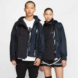サカイ(sacai)の新品 NIKE sacai Double Zip Jacket ナイキ サカイ(ナイロンジャケット)
