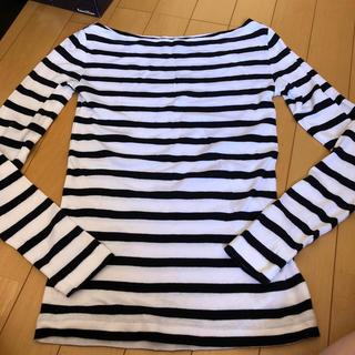 ギャップ(GAP)のGAP ボーダーTシャツ(Tシャツ(長袖/七分))