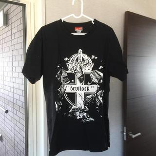 デビロック Tシャツ DEVILOCK