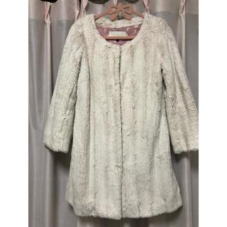 プロポーションボディドレッシング(PROPORTION BODY DRESSING)のプロポーション  ファーコート(毛皮/ファーコート)