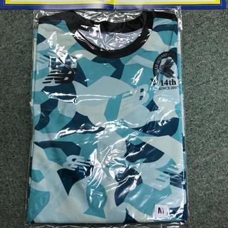 ニューバランス(New Balance)の第14回 湘南国際マラソン Tシャツ Mサイズ 迷彩柄 新品未着用(ウェア)