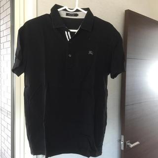 バーバリーブラックレーベル(BURBERRY BLACK LABEL)の値下げ バーバリーブラックレーベル シャツ ポロ(ポロシャツ)