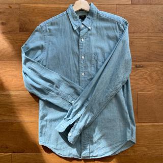 ジェイクルー(J.Crew)のJcrew ボタンダウンシャツ 美品 Sサイズ(シャツ)