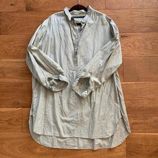 メゾンドリーファー(Maison de Reefur)のメゾンドリーファー オーバーサイズドシャツ 38(シャツ/ブラウス(長袖/七分))