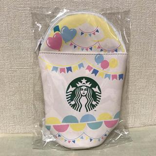 スターバックスコーヒー(Starbucks Coffee)のスタバ フラペチーノ ペンシルケース(ペンケース/筆箱)