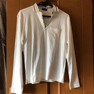 コムサイズム(COMME CA ISM)のコムサ イズム メンズ長袖カットソー L(Tシャツ/カットソー(七分/長袖))