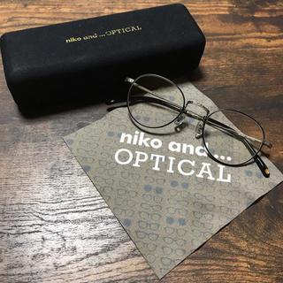 ニコアンド(niko and...)のnico and だて 丸メガネ(サングラス/メガネ)