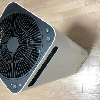 バルミューダ(BALMUDA)の[amane★さん専用]空気清浄機 バルミューダ  EJT-1100SD-WK (空気清浄器)