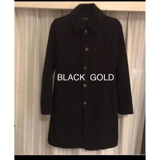 ディーゼル(DIESEL)のDIESEL BLACK  GOLD ステカラーコート(ロングコート)