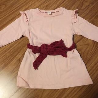 エフオーキッズ(F.O.KIDS)のabc 長袖Tシャツ(Tシャツ)