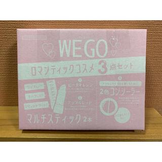 ウィゴー(WEGO)のWEGO ロマンティックコスメ(リップグロス)