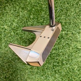 キャロウェイゴルフ(Callaway Golf)のオデッセイ WhiteHot XG #7 中古品研磨ミラー仕上 CFカスタム(クラブ)