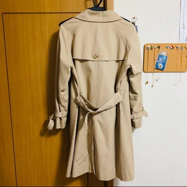 E hyphen world gallery(イーハイフンワールドギャラリー)のトレンチコート レディースのジャケット/アウター(トレンチコート)の商品写真